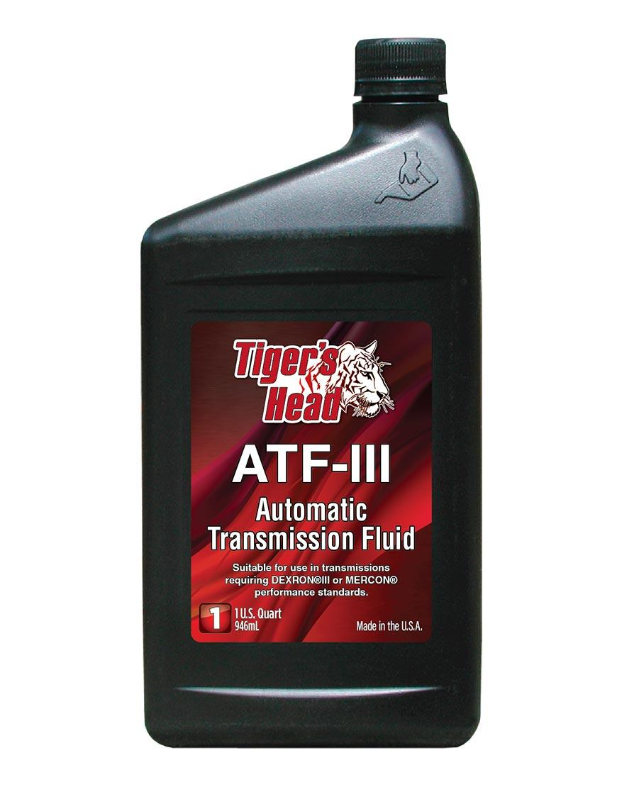 Tiger's Head DEX-III Automatic Transmission Fluid