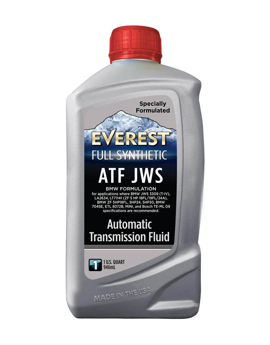 Everest Full Synthetic  ATF JWS BMW Formulation